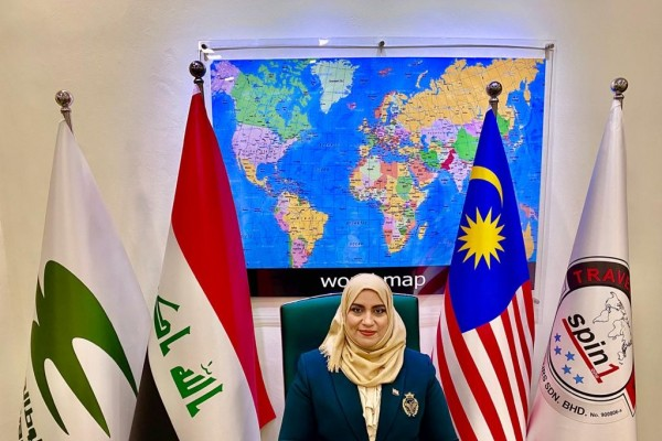 Mrs. SHAYMAA DAWOOD RASHID AL-JUMAILI           Director of the Arab African Council for Integration and Development / Malaysia